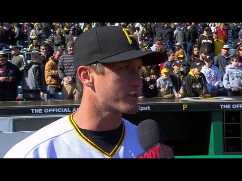 STL@PIT: Freese talks about his Pirates debut, win