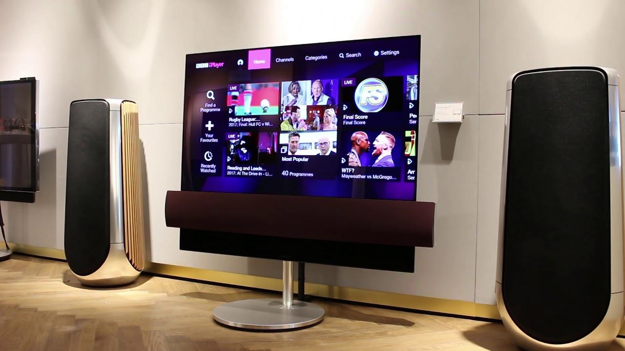 BeoVision Eclipse 4K OLED HDR Smart TV  YouTube