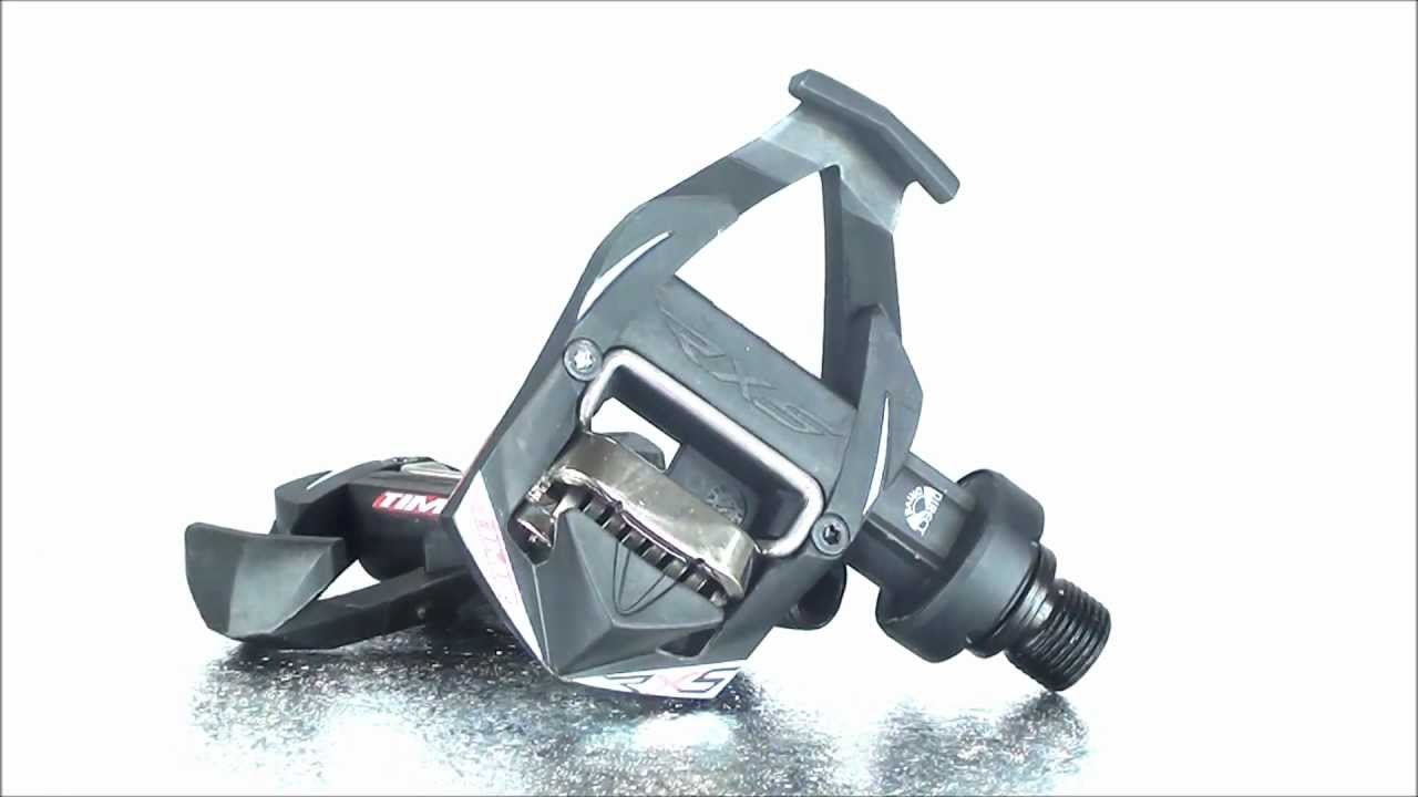 e389a383374a Time RXS Carbon Pedals - YouTube