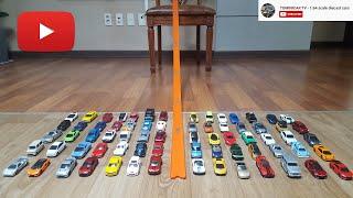 자동차미니카 토미카유튜브 핫휠트랙 자동차 움직이는 동영…