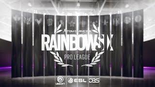 Rainbow 6 Pro League. Penta Sports VS Millenium. Supremacy VS ENCE eSports