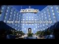 Scientology neighborhood goes for Trump