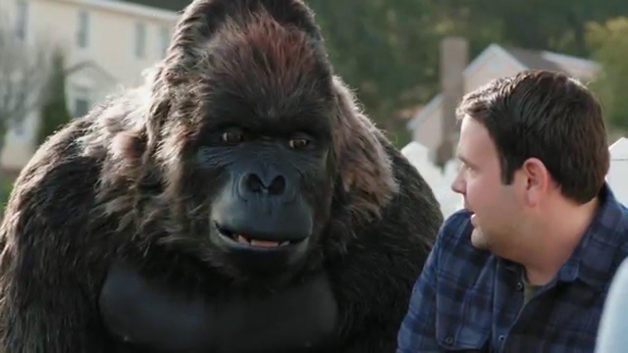2016 Gorilla Glue Commercial