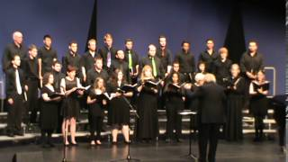 ECC Concert Choir 5/14 I Gave My Love a Cherry