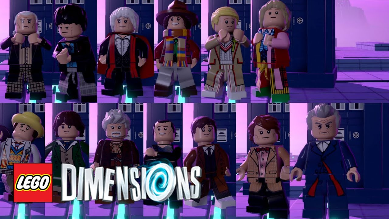lego dimensions doctor who trailer analysis youtube