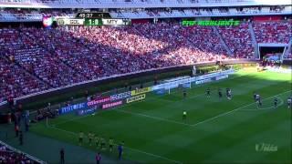 Resumen Chivas vs Monterrey clausura 2015
