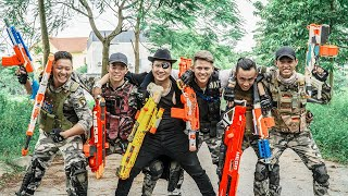 LTT Nerf War : Squad SEAL X Warriors Nerf Guns Fight Criminal Group Dr Mundo Gangster Battle