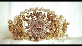 корона со стразами своими руками