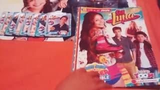 Pegando figuras #4 - Álbum de Soy Luna