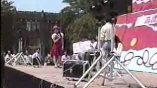 1990年5月27日に東京大学の五月祭にやってきた高橋由美子ちゃんです。 ...