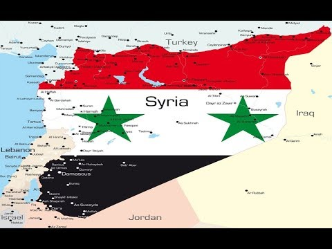 News report for the week of March 19 - March 26. War in Syria