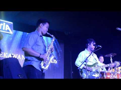 Sekawan & Friends - Maafkan (Rio Febrian Cover)  @ Entertainment Plaza Semarang