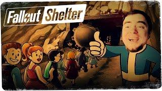 Лучший смотритель Пустоши! ● Fallout Shelter на ПК