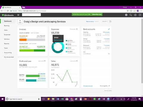 how-to-use-the-quickbooks-online-dashboard
