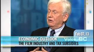 Doug McArthur - The Film Industry And Tax Subsidies