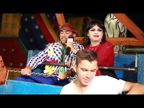 Assista mais uma parte do programa Humor Turístico: MC Karrapeta vai ao parque de diversões - Bloco 2