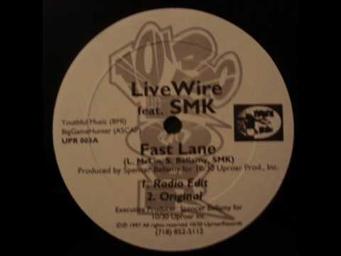 Live Wire - As The Tables Turn (Feat. SMK) (1997)