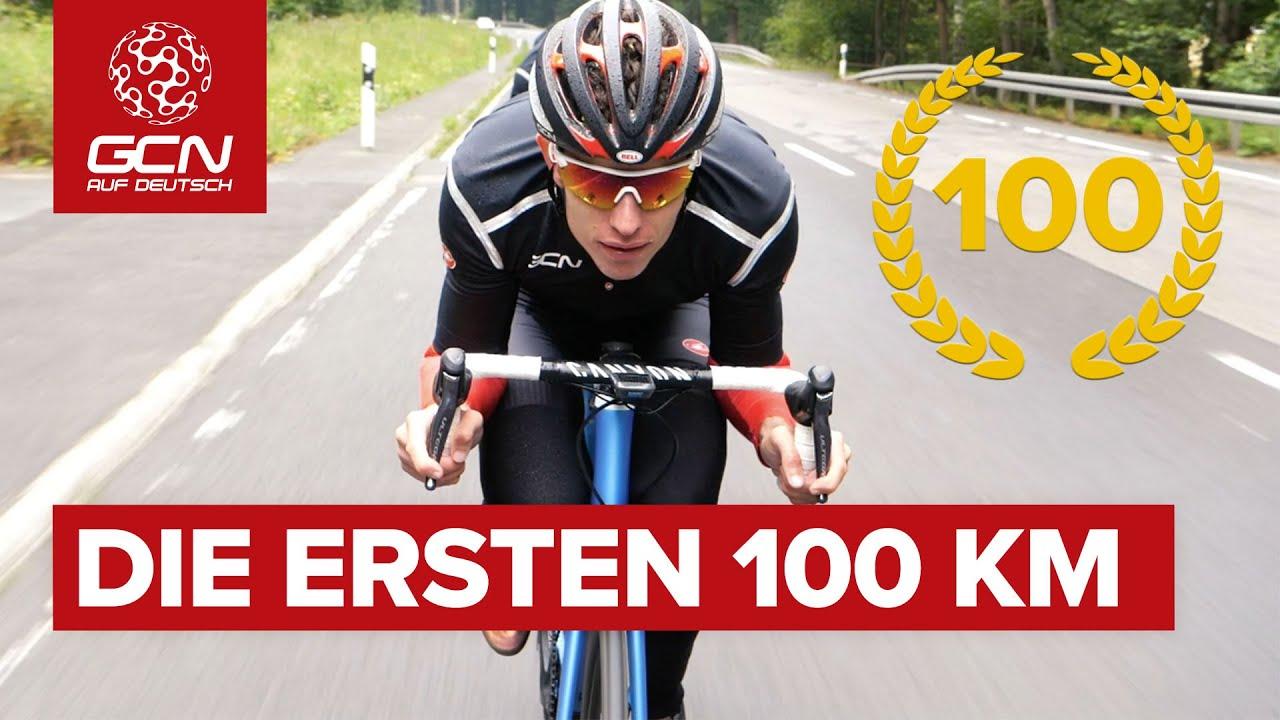 Die ersten 100 km mit dem Fahrrad | Radtour-Tipps