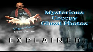 The Unexplained | Mysterious, Creepy Pasta Photos Explained TOP 10