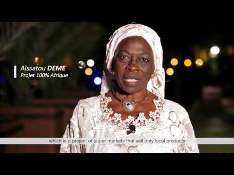 Africa 2 0 connect séries Dakar GB