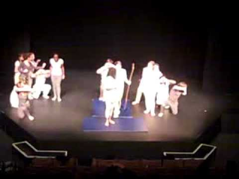 Tempest (low quality video, not performance) 9th September 2013