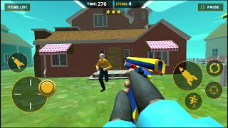 Hello Neighbor - HOME SMASHER -   GAMEPLAY #1   ANDROID FLICKS screenshot 3