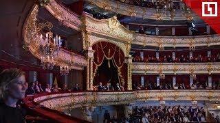 Большой театр кричит «Россия!»