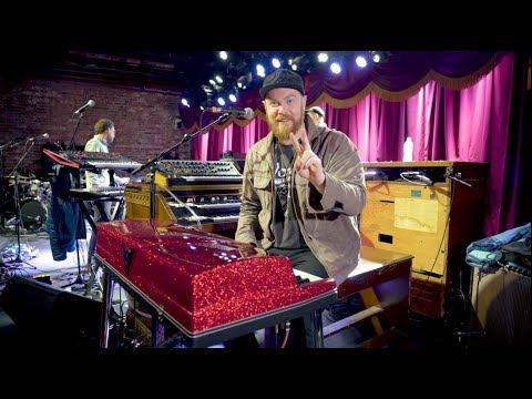 Steve Watkins (Allen Stone, Keyboardist) Piano Rig at Brooklyn Bowl 11/8/17
