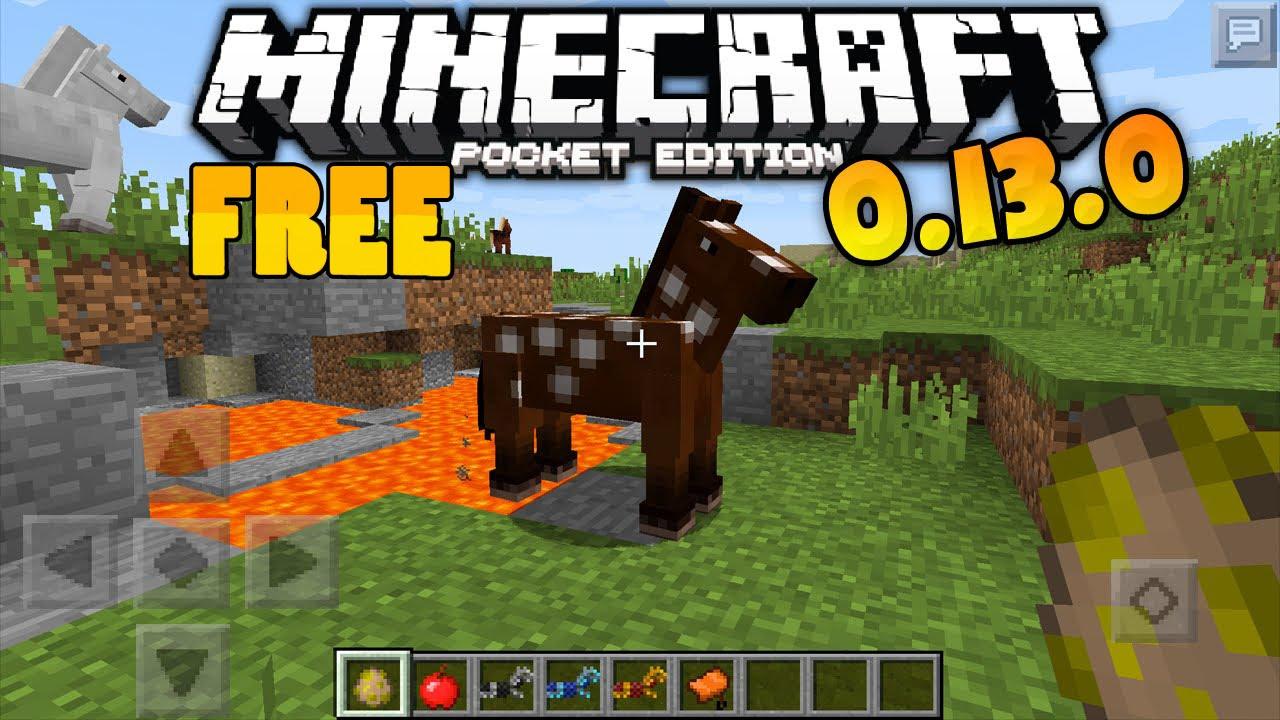 free download minecraft pocket edition apk