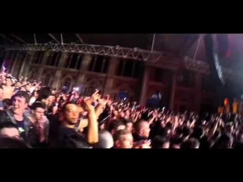 Slipknot - Spit It Out live @ Alexandra Palace,London 2016