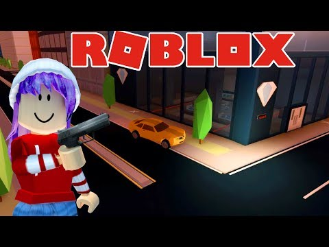 TRYING TO ROB THE JEWELRY STORE IN ROBLOX JAILBREAK | RADIOJH GAMES
