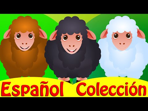 Baa Oveja Negra y muchas más Canciones Infantiles Populares | ChuChu TV