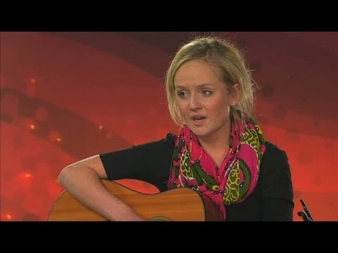 Anna Bergendahl - Have a heart - Idol Sverige (TV4)