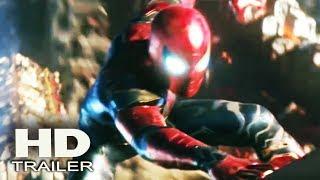 AVENGERS 3: INFINITY WAR - International Trailer 2018 (Anthony Russo) Superhero Marvel Movie