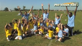 ProSoccer Kids 2010 Intro