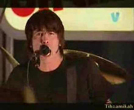 Foo Fighters - Learn To Fly - Live At VHQ 2002