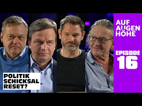 Dirk Pohlmann, Matthias Burchardt, Kai Lüdders und Walter van Rossum