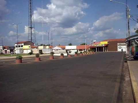 Coroatá Maranhão - Praça José Sarney