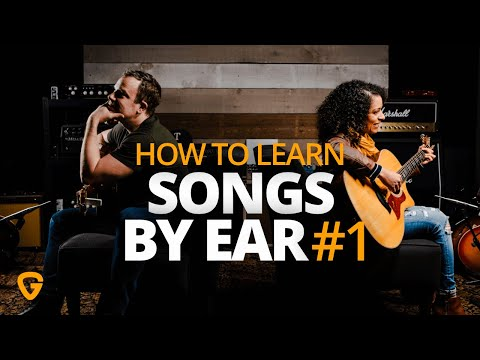 How To Learn Songs By Ear: #1 Active Listening