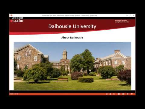 Admission- Dalhousie, Ottawa and Queen's