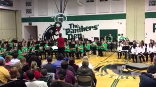 Iroquois Middle School 7th Grade Band