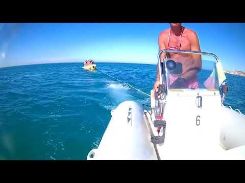 Banana Boat - Peschici 2017