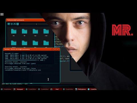 Recreating Mr. Robot's FBI Hack - Episode 4 - Recreating Hacks - Grey Hack