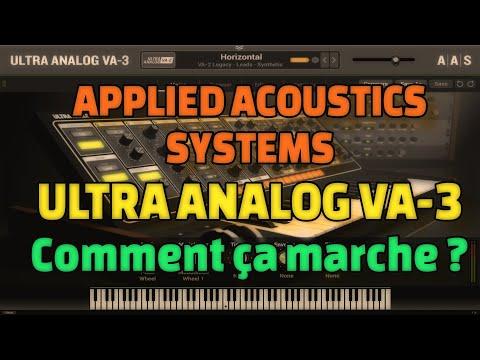 AAS: Ultra Analog VA-3 - Comment ça Marche ? [Tuto FR]