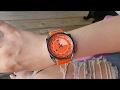 Oulm Big Face Womens Watch Unboxing & Modeling - Waterproof Womens Watch #Aposon