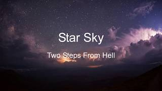 Star Sky Two Steps From Hell PizzaCat