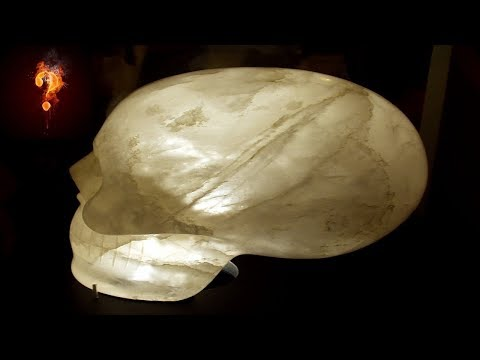 The Smithsonian's Authentic Crystal Skull