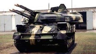 War Thunder  Реалистичный бой ЗСУ72-К  ГАЗ-ММ  720[HD]