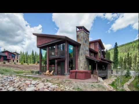 Sierra House - Located in Lewis Ranch at Copper Mountain, Colorado