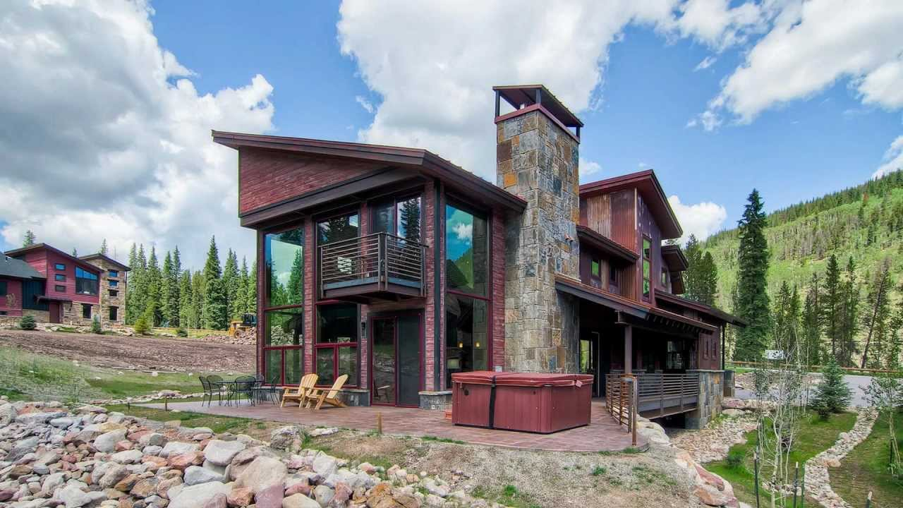 Sierra house located in lewis ranch at copper mountain for Colorado mountain house